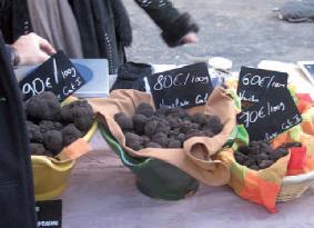 Les truffes de Richerenches